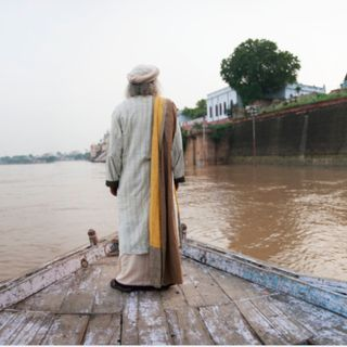 India Could Lose 1/3rd of its Area to the Ocean – Sadhguru