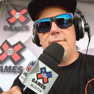KSS-11/02/18 (X-Games Annoucer: Brad Jay)