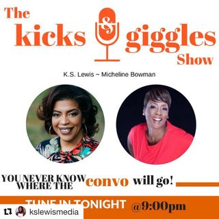 "The Kicks & Giggles Show--Ep 10: ""Birthday Shenanigans and Such"""
