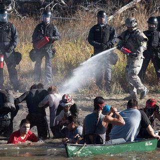 Iggy Garcia LIVE Episode 16 Part 1 - The Journey to Standing Rock, North Dakota 11/06/2016