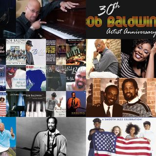 "The Smooth Jazz Zone Mix ""Bob Baldwin 30 Years"" (Genuine Music)"
