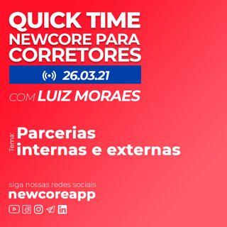 Quick Time - Parcerias internas e externas