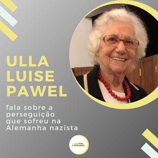 A perseguição que sofri na Alemanha nazista | Ulla Luise Pawel, Sobrevivente do Holocausto