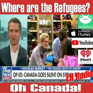 Morning moment Canada lost it's refugees July 25 2018