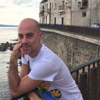 Live con Cosimo Mirigliano del 12 ottobre 2018