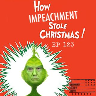How Impeachment Stole Christmas, Trading Cards & Black vote vs. Blue wave
