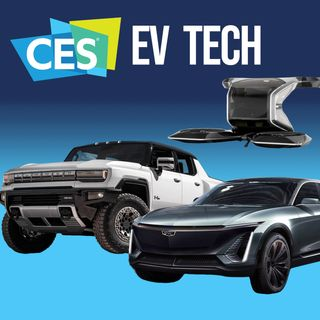 02. CES 2021 - EV Tech