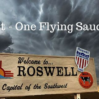 40: #LTT - Listen To This Top 5 - The Roswell is missing a flying saucer edition...