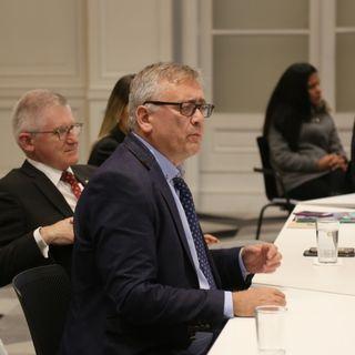 URosario e Irlanda afianzan alianzas educativas y profesionales