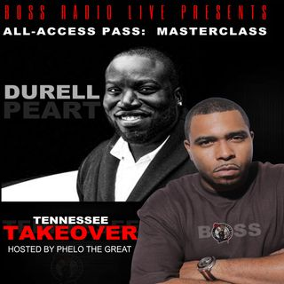 Durell Peart's Masterclass Via Tennessee Takeover, Hosted By Phelo The Great