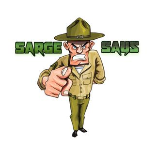 Sarge Says Special Show (Gettysburg and Beyond)