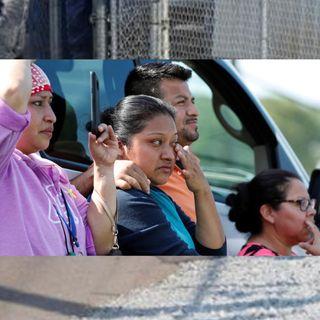 Migrantes en Mississipi se encierran