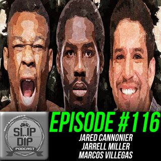 "#116 - ""A gorilla & a Big Baby watch Youtube"" w/ Jared Cannonier, Jarrell Miller, & Marcos Villegas"