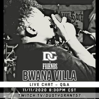 Episode 1 - Bwana Villa of Rise Again