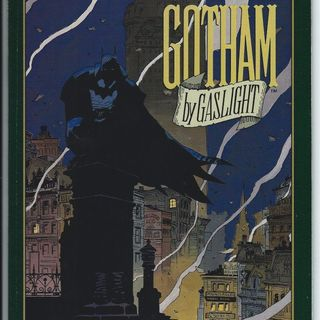 "Source Material #244: Batman: ""Gotham By Gaslight"" (DC, 1989)"