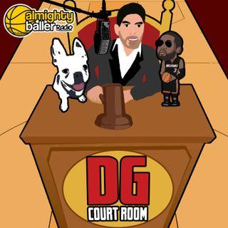 DG Courtroom Season 1 Ep. 17: Hop on the Zip Line! #Zipline