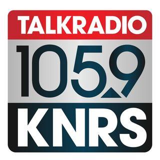 Talk Radio 105.9 - KNRS (KNRS-FM)
