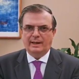 Marcelo Ebrard visitará a los afectados en Texas