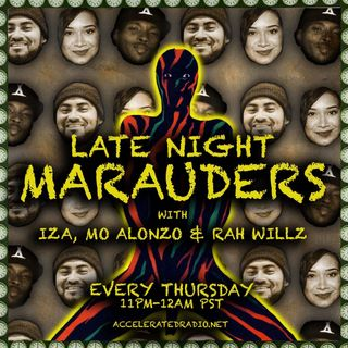 The Late Night Marauders with @theyarders