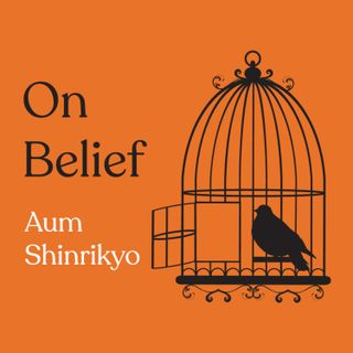 Episode 104: Aum Shinrikyo with Guest Sarah Hightower