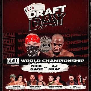 Episode #69: Remembering New Jack, GCW Draft Day 2021 Review
