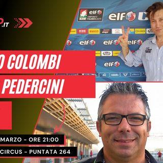 LIVE con Mirko Colombi e Lucio Pedercini | Motorbike Circus - Puntata 264