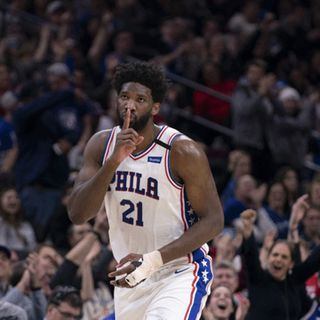 Joel Embiid: Troll King - The Broad Street Line - Episode 442