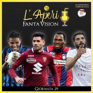 SANABRIA IMPAZZITO! (feat. GobboGranata)- L'Aperi Fanta Vision giornata 29