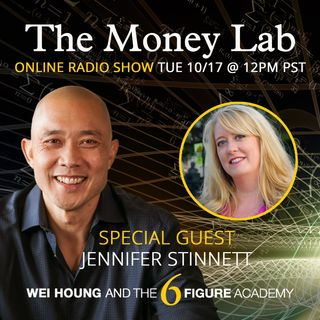 """Episode 33 - """"Poop On Technology...Poop On Your Business"""" with guest Jennifer Stinnet"""