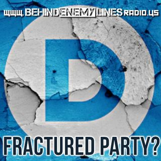 Dems' Cracks Already Showing?