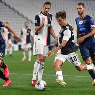 Campionato, la Juventus apre il 28° turno con un poker. Brillano i solisti bianconeri