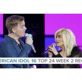 American Idol 16 | Top 24 Week 2 Recap