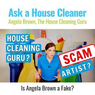 Is Angela Brown a Scam Artist