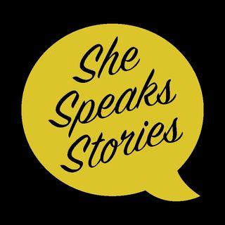 She Speaks Stories
