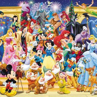 Nuovi film Disney e poi mercato Computer e poi le Nazionali...