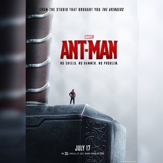 Especial MCU - Ant-Man - Becks | The Culture - Series & Movies