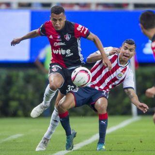 Chivas gana clásico tapatío en Copa MX