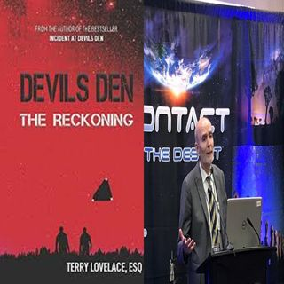 New Revelations on ET Abduction Encounters with Terry Lovelace