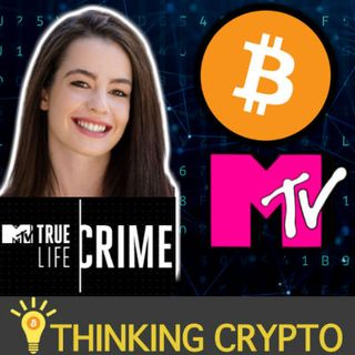 Interview: Crypto Finally's Rachel Siegel - MTV True Life Crime Crypto Show - Crypto Market & More!