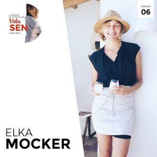 La alimentación saludable con Elka Mocker