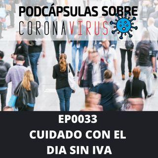 033 CUIDADO CON EL DIA SIN IVA