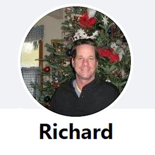 My story 17 - How I met Richard and the end