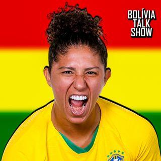 #33. Entrevista: Cristiane Rozeira  - Bolívia Talk Show