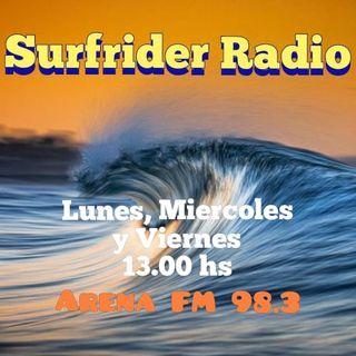Surfrider Radio Programa 106 del 5to ciclo (13 de Noviembre)