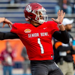 TGT NFL Show: A Senior Bowl update, Can the Chiefs stop the 49ers running game?