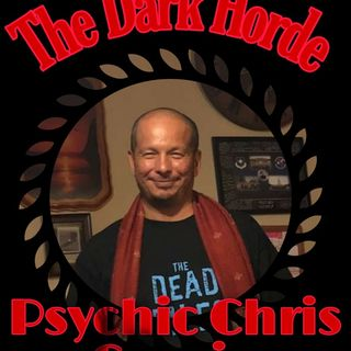 Psychic Talk with Chris Garcia