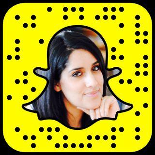 This Week's Guest, Saba Sedighi, The Snapchat Guru