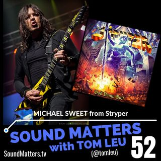 052: Michael Sweet from Stryper #4
