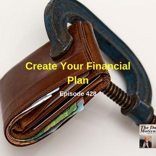 Create Your Financial Plan. Episode #428