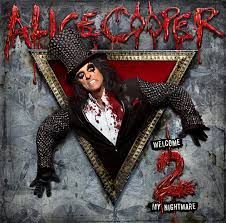 Time Warp Song of the Day- Alice Cooper - Welcome to My Nightmare